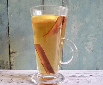Gluten and Dairy Free Hot Mulled Apple