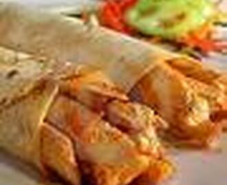 Chicken Burritos Recipes