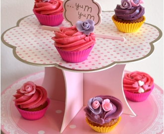 MINI CUPCAKES (Thermomix)