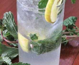 Virgin Mojito Recipe - Mocktail Recipes