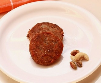 Dates and Oats Cutlet / Easy Snack Recipes