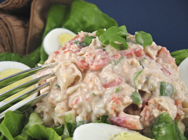 Crab Salad Louis
