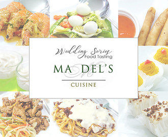 Food Tasting: Ma Del's Cuisine Catering & Food Services