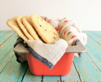 Homemade Pita Bread Recipe