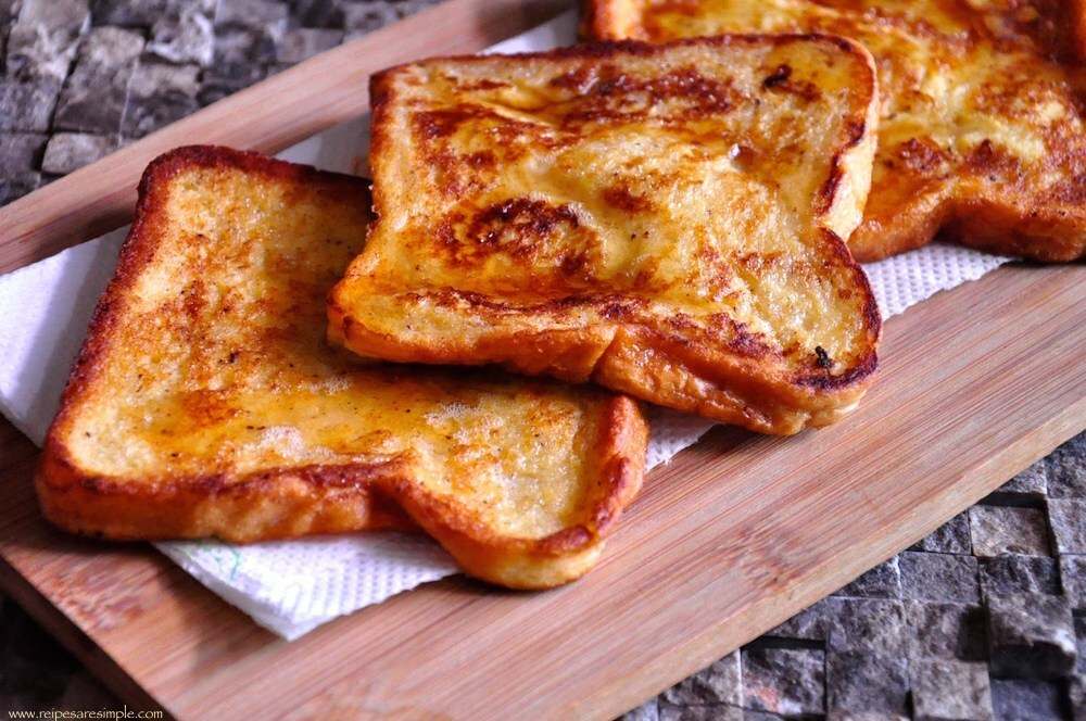 French Toast Recipes – in a few different styles