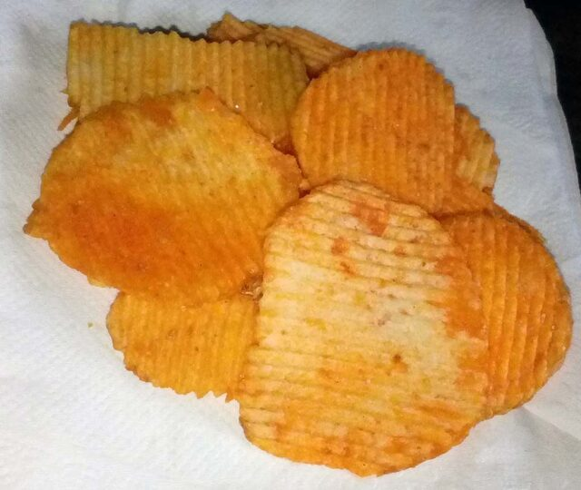 Potato Chips Recipe | Homemade Potato Chips