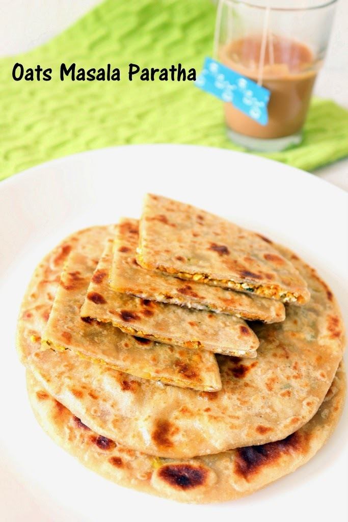Recipe of Oats Masala Paratha | How to Make Oats Masala Paratha