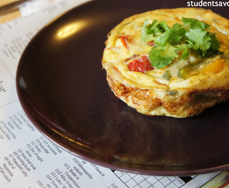 Quick & Easy Breakfast: Frittata