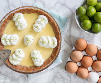 Key Lime Pie #SummerDessertWeek