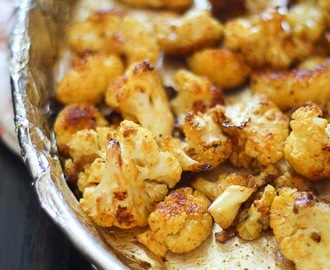 [Recipe Redux] Tandoori Gobi | Oven-Roasted Cauliflower with Tandoori Masala