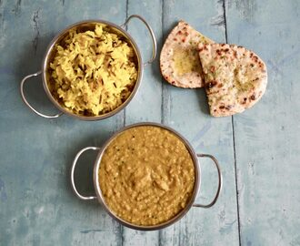 Gluten and Dairy Free Spiced Coconut Daal