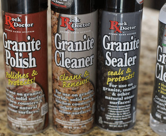 How to Best Care For Granite Countertops and Stainless Steel Appliances