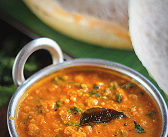 Dal Curry with Coconut Milk