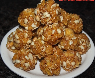 Corn Flakes Unde(Laddu)