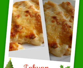 "CANELONES ""THERMOMIX"""