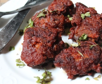 Spicy & Crispy Lamb Chops Recipe
