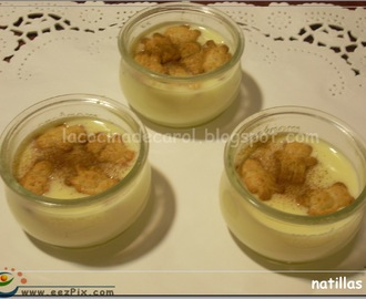 NATILLAS (THERMOMIX)