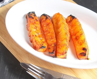 Grilled Pineapple Wedges And A Review Of Maharaja Whiteline Marvello 35 OTG