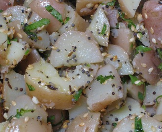 The Potato Salad that Switched Nationalities Three Times!