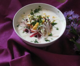 Part I  Cooking Class Photos:  Soups