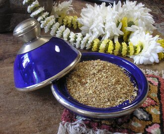 Dukkah:  An Egyptian Nut and Spice Blend