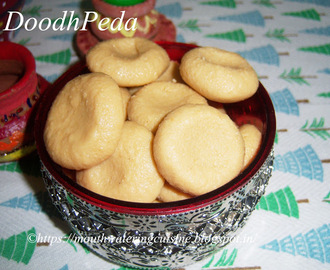 Doodh Peda Recipe -- How to make Milk Peda Recipe -- Milk Peda Recipe