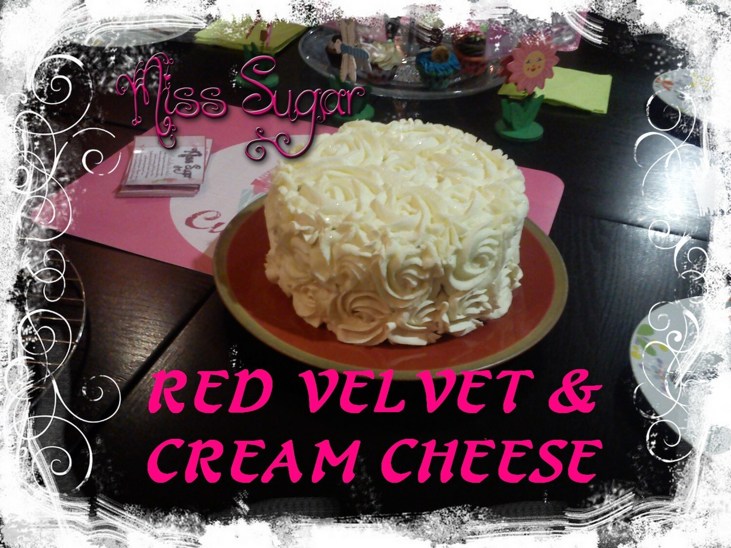 RED VELVET CAKE CON CREAM CHEESE FROSTING RECETA PERFECTA!!!