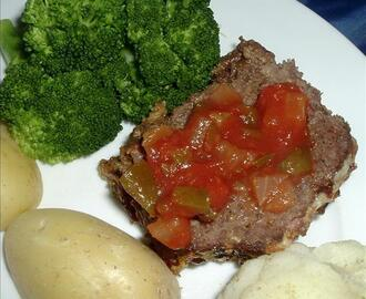 Swiss Meatloaf