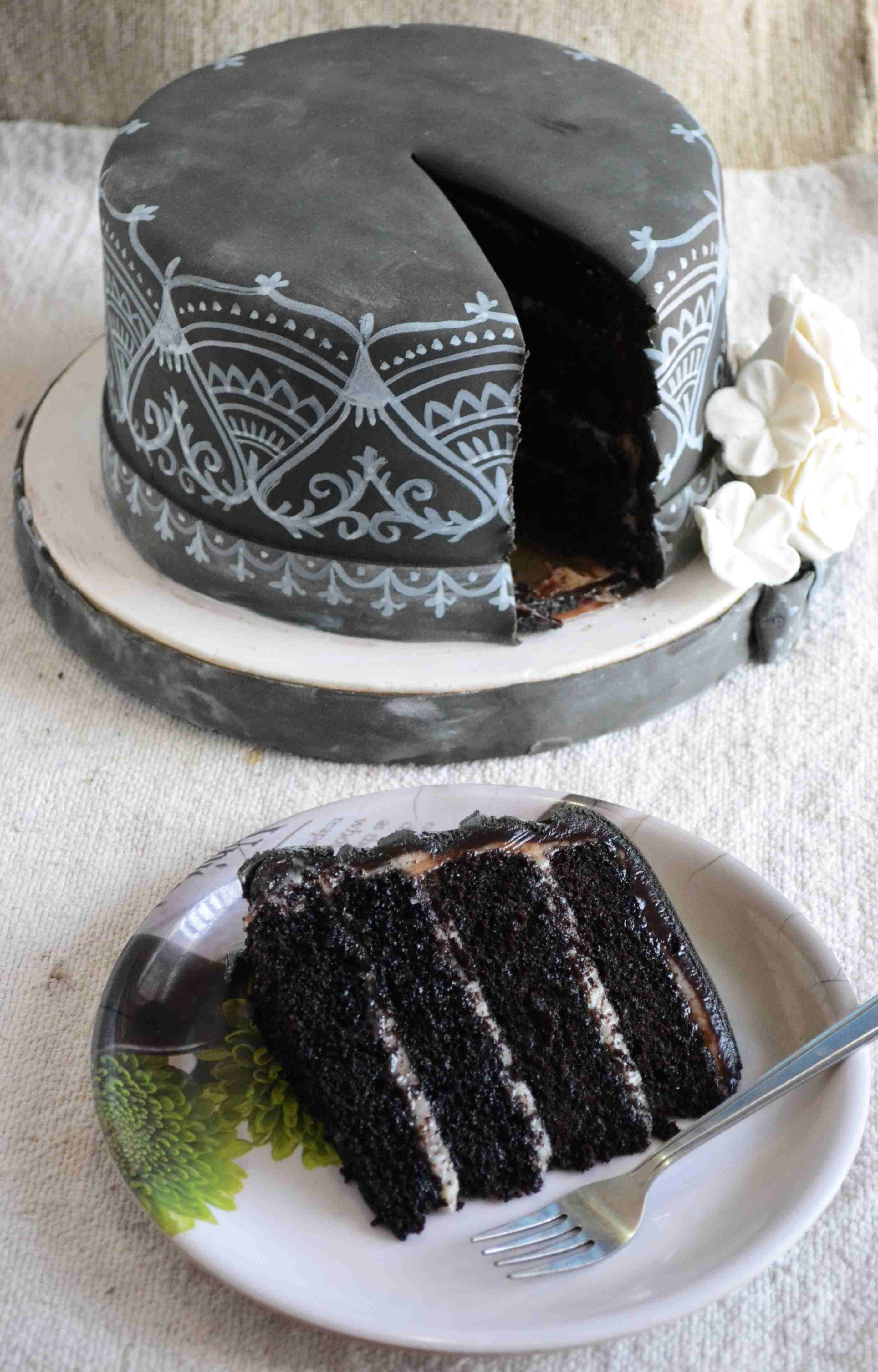 Best Eggless Chocolate Cake Recipe