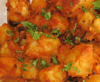 Baby Potato Recipe (Baby Aloo Dum)