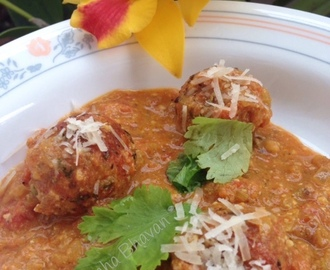Paneer Kofta curry