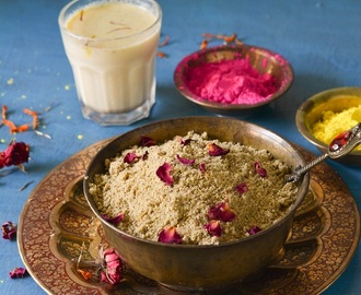 Thandai Masala Powder Recipe, How To Make Thandai Masala