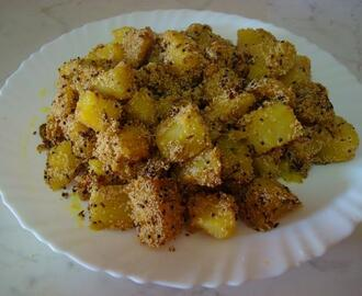 Poppy Seed Potatoes