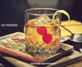 Old fashioned, la bebida de Don Draper