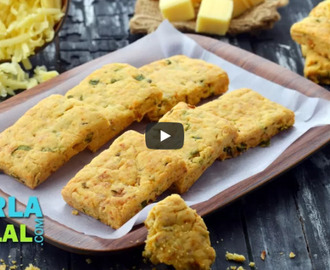 Cheese Biscuits Recipe Video