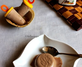 Nutella Kulfi | Easy Kulfi Recipes