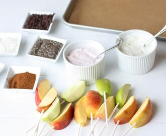Apple Pop Snack Recipe