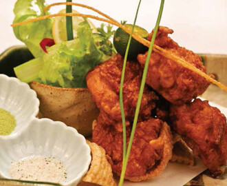Promo Alert: FREE Karaage Fried Chicken at Mangetsu!