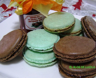 MACARRONS EN THERMOMIX