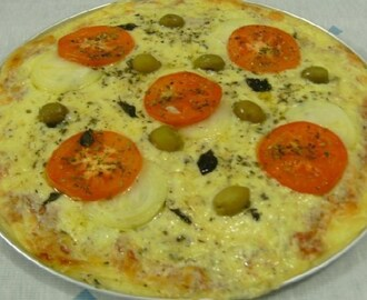 Pizza de Arroz