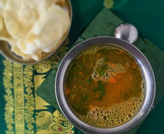 Mysore Rasam | Karnataka Special Recipe | How to make Mysore Rasam at home | Traditional Rasam Recipe
