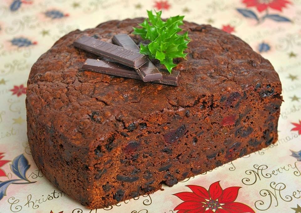 Christmas Special Fruit Cake Recipe