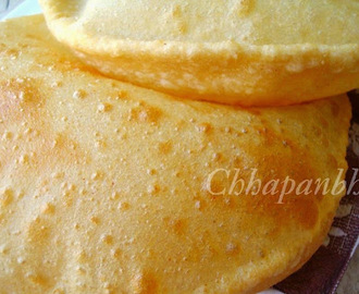 Whole Wheat Bhatura