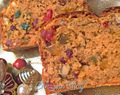 Eggless Rich Fruit and Nut cake