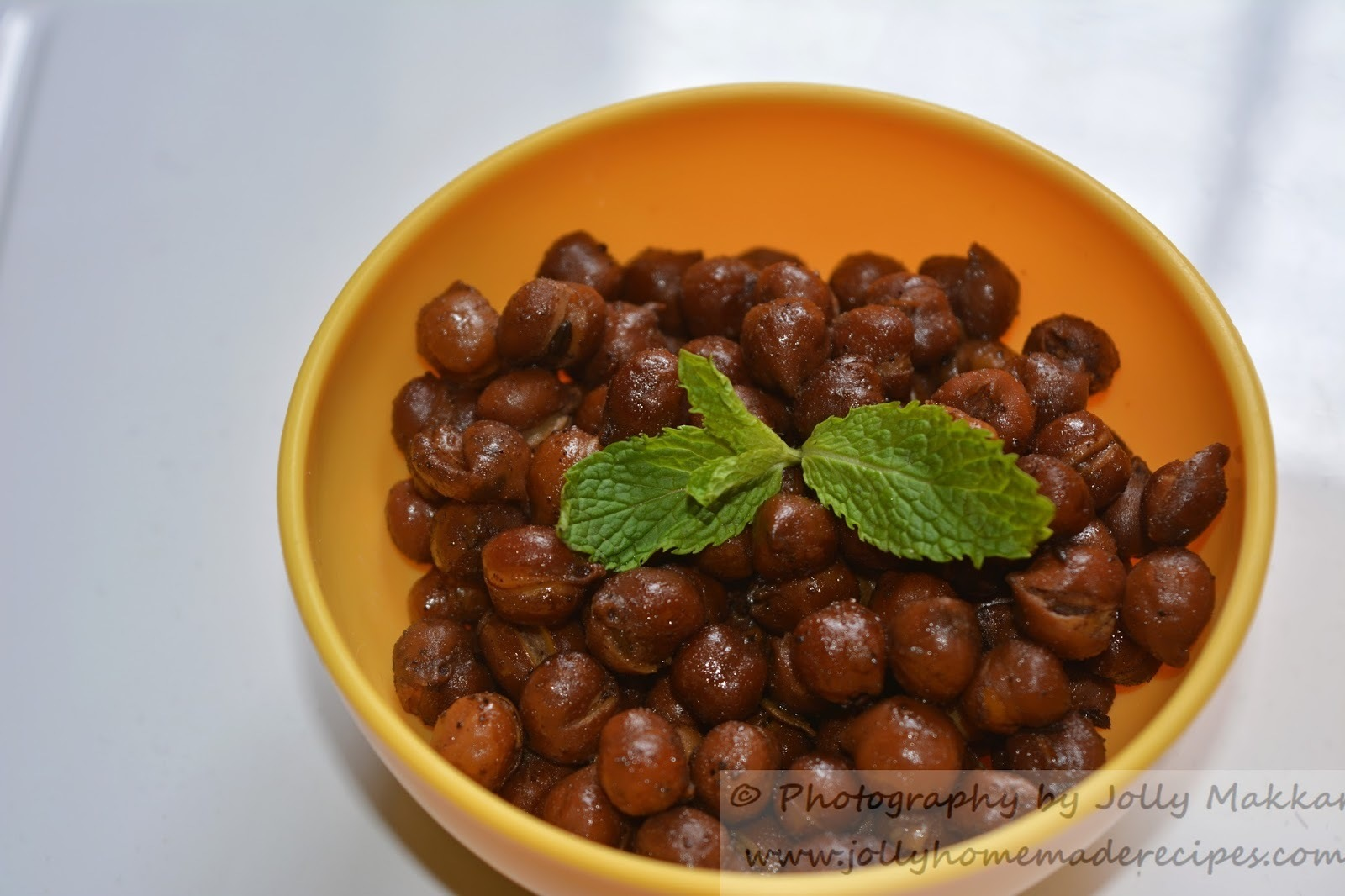 Kala Chana - Ashtami Prasad, How to make North Indian style Dry Kala Chana Recipe