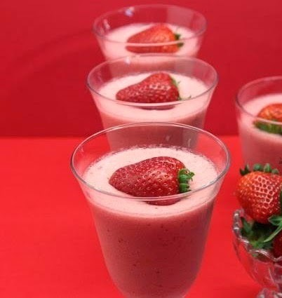 MOUSSE DE MORANGO LIGHT