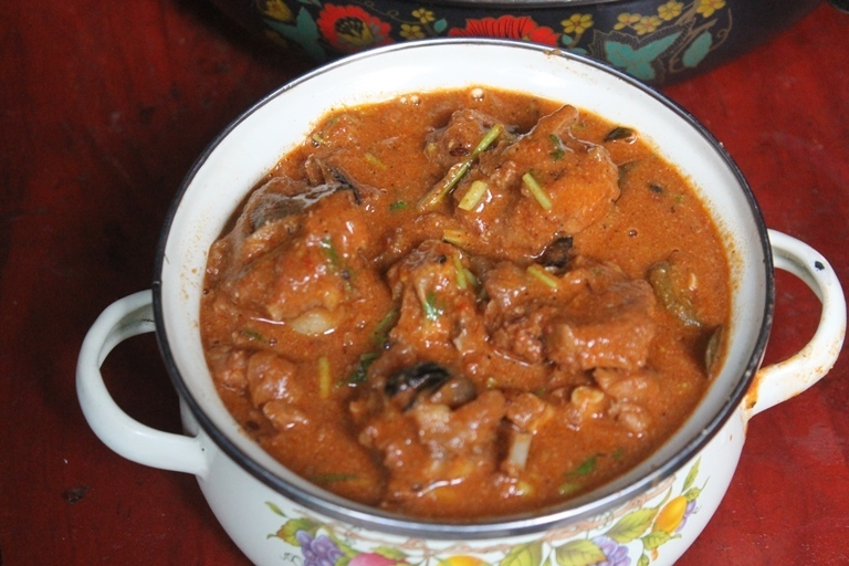 Shahi Mutton Curry Recipe - Mughlai Mutton Recipe