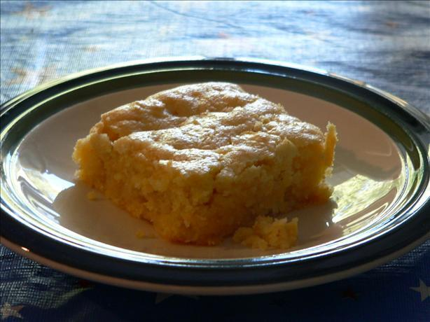Super-Rich Cornbread