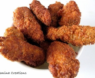 CRISPY FRIED CHICKEN / KFC STYLE CHICKEN