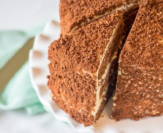 The Sweet Rebellion commented on the post, Milo Cake with Condensed Milk Icing, on the site The Sweet Rebellion